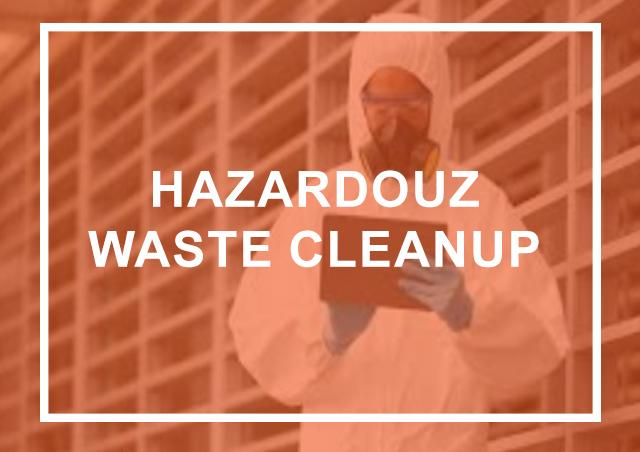 Hazardouz Waste Cleanup